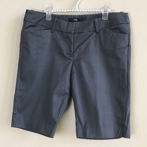 EUC  Mossimo Charcoal Grey Shorts  Size: 10